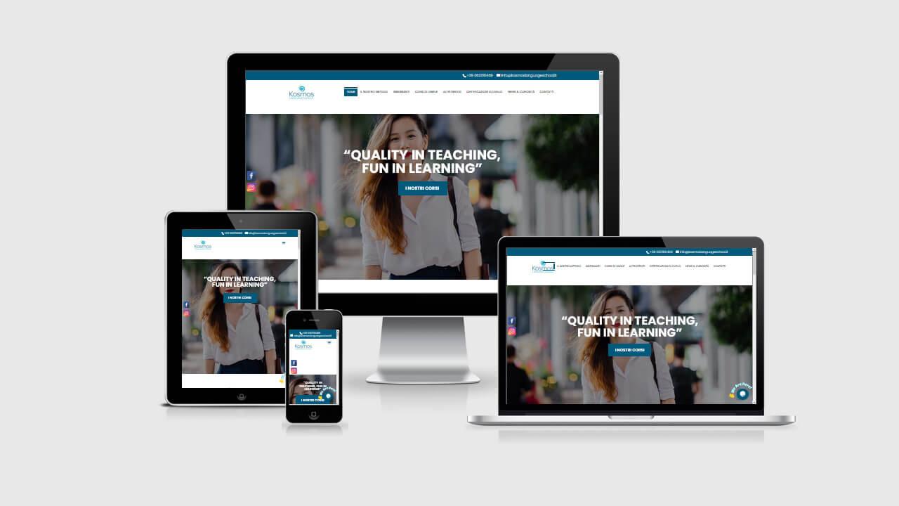 Web Developer WordPress Siti Web